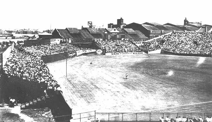 Boston University Bought The Property On July 30 1952 For 430000 And Converted It To Nickerson Field Newly Formed Patriots Played Football At
