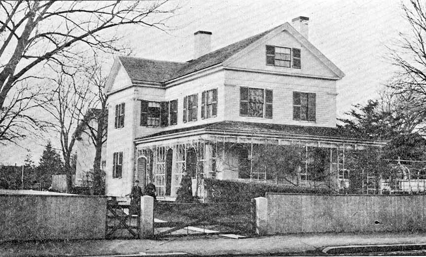 45 Halsey Street House
